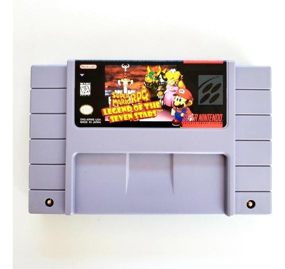 Super Mario Rpg Original Snes Super Nintendo