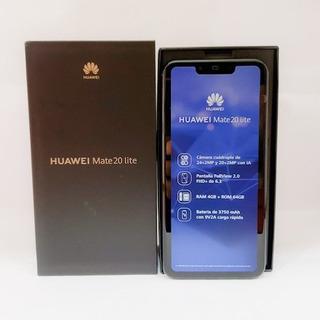 Telefono Huawei Mate 20 Lite Somos Tienda Fisica [290]