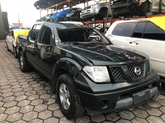 Sucata Nissan Frontier 2.5 4x2 163cv Retirada De Peças