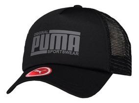 Bone Puma Style Trucker