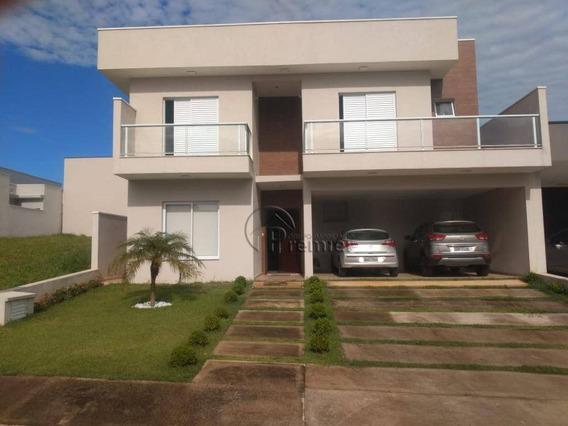 Sobrado Com 3 Dormitórios À Venda, 250 M² Por R$ 1.300.000 - Jardim Residencial Maria Dulce - Indaiatuba/sp - So0347