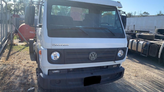 Vw 10160 4x2 2013 Chassis!!! Apenas R$90 Mil
