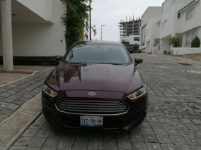 Ford Fusion 2013 Se Automatico 4 Cilindros Electrico Touch