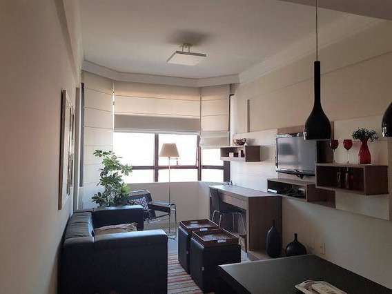 Apartamento Com Serviços, Praticidade E Conforto ! - Ap3131