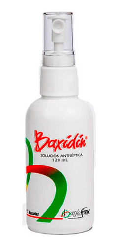 Baxidin Solucion Antiseptica Para Perro Y Gatos X 120ml