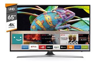 Oferta Samsung Un65mu6100 4k Smart Con Garantia