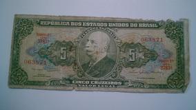Nota De 5 Cruzeiro