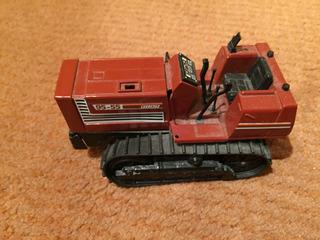 Trator Agrícola De Esteira Fiat 95-55 Miniatura