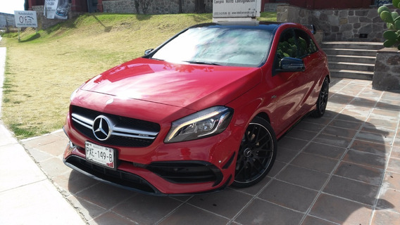 Mercedes Benz Amg A 45 2017 2.0 Turbo