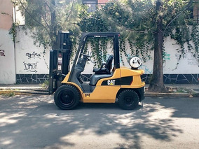 Montacargas Caterpillar 6000lbs 2009 (toyota,yale,hyster)
