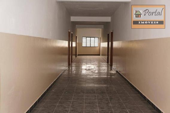 Sala Para Alugar, 40 M² Por R$ 500/mês - Jardim Europa - Campo Limpo Paulista/sp - Sa0006