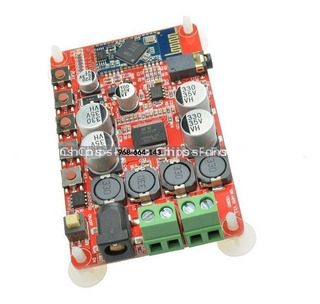 Amplificador Stereo Receptor Bluetooth 4.0 De Audio 50wx50w