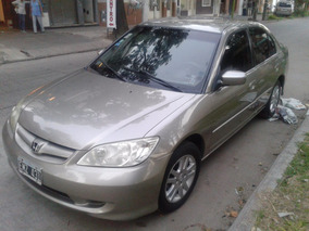 Honda Civic 1,7 Lx Manual Impecable