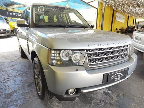 Land Rover Range Rover Vogue  4x4 5.0 V8 Supercharged Gasol