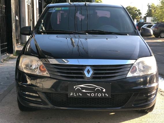 Renault Logan 1.6 Pack Ii Mod11 $170.000 + Ctas / Permuto.