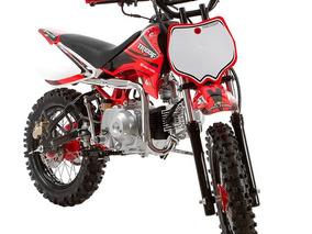 Mini Moto Pro Tork 100 Cilindradas Vermelha