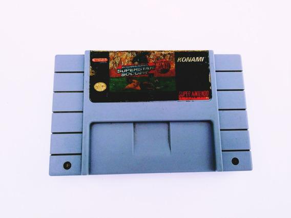 Fita Original Isss Deluxe Super Nintendo