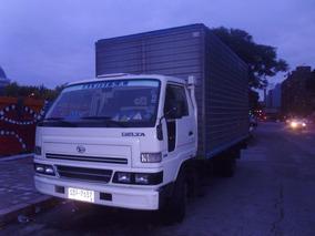 Daihatsu Delta Con Furgon Y Motor Toyota 2007 Impecable