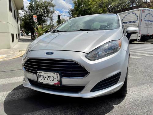 Imagen 1 de 11 de Ford Fiesta 1.6 Se Sedan At 2016