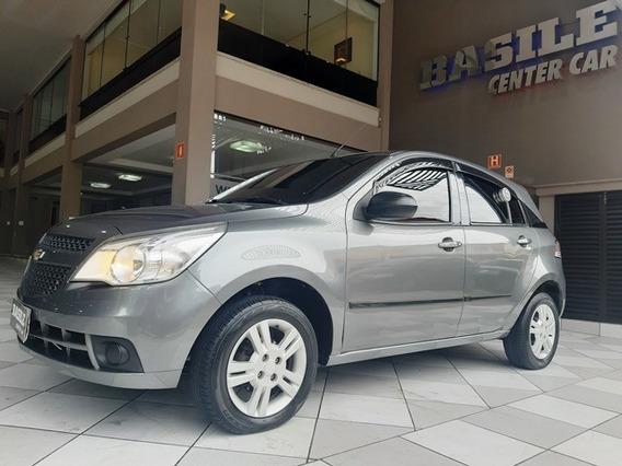 Chevrolet Agile 1.4 Lt 8v Flex 2012