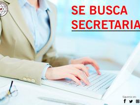 Se Busca Secretaria