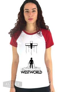Camisetas Westworld Violent Ends Dolores Maeve Camisas Hbo