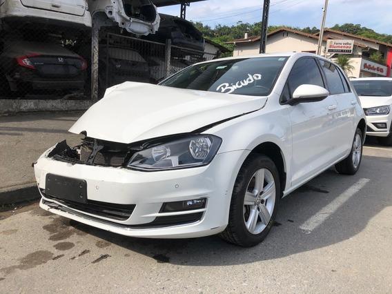 Sucata Volkswagen Golf Tsi 1.4 2015 Venda De Peças