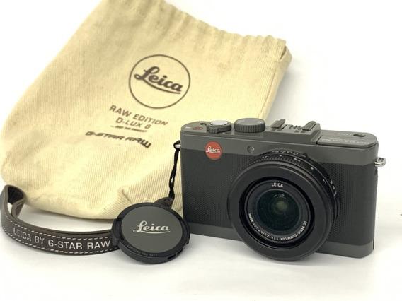 Câmera Leica D-lux 6 - Raw Edition