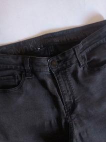 Calca Jeans Preta Calvin Klein 44