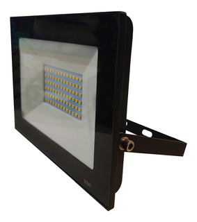 Pack X 10 Reflector Proyector Led 50w Exterior Cuotas