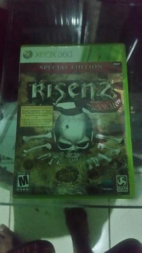 Jogo De Xbox 360 Risen 2 Dark Waters