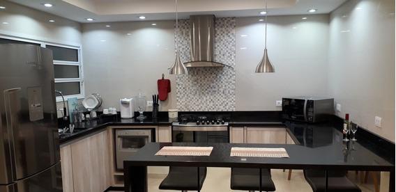 Apartamento De 144m2 A Venda No Campestre Santo André