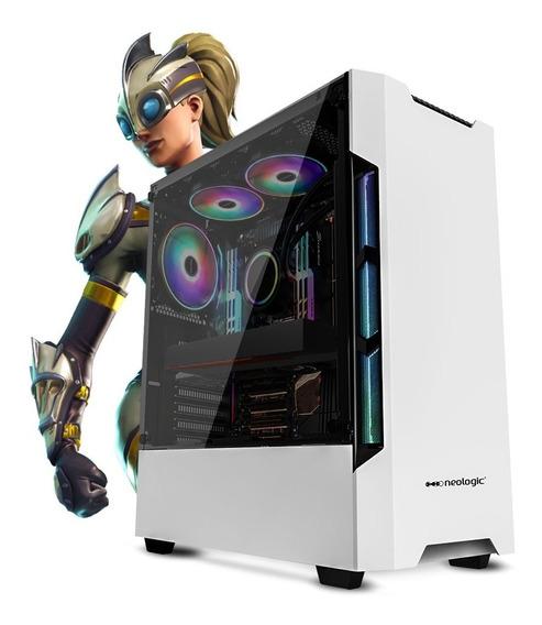 Pc Gamer Neologic Nli81322 I3-7100 8gb (rx 580 8gb)ssd240gb