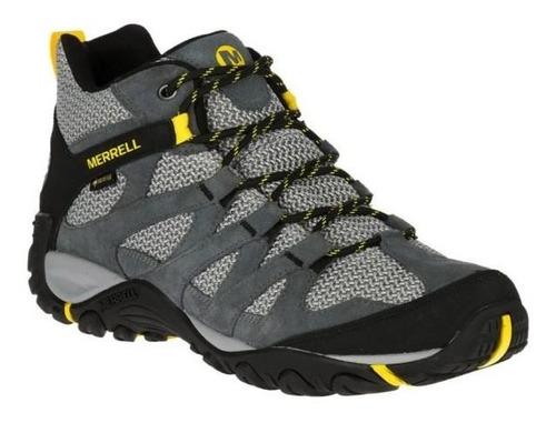 Imagen 1 de 4 de Zapato Merrell Alverstone Mid Gore Tex Hombre J034283