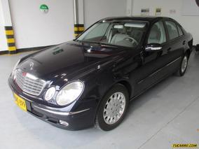 Mercedes Benz Clase E 320