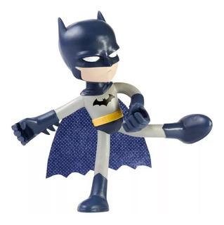 Dc Batman Flexible 10 Cm Action Bendables! Divertidos