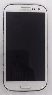 Samsung Galaxy S3 I9300i Branco Com Defeito Sem Garantia
