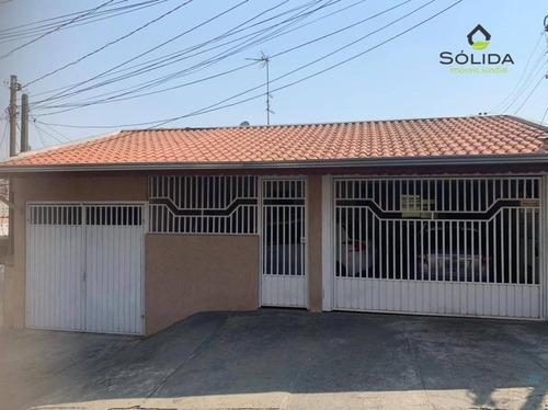 Imagem 1 de 23 de Casa Com 4 Dormitórios À Venda Por R$ 680.000,00 - Vila Nova Jundiainópolis - Jundiaí/sp - Ca0567