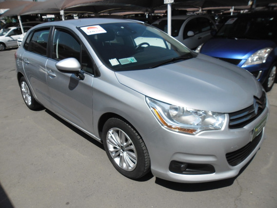 Citroen C4 Vti 120 Seduction Bencinero 2015