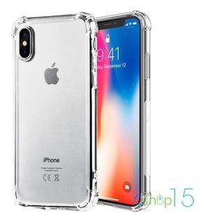 Funda Case Transparente iPhone X 8 8 Plus 7 7 Plus 6s 6