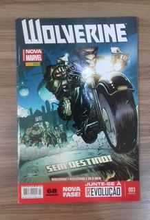 Hq - Wolverine 3 - Sem Destino!