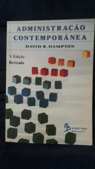 Administração Contemporânea - 3° Edição David R. Hampton