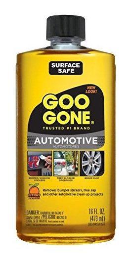 Goo Gone Automotive, 16fl Oz