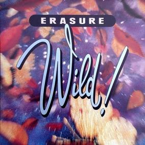 Lp Erasure Crackers International 1989 Com A Capa Do Lp Wild