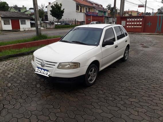 Volkswagen Gol G4 1.0 Flex 5p 2009 Com Placa Mercosul