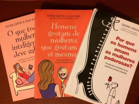 Trio De Livros