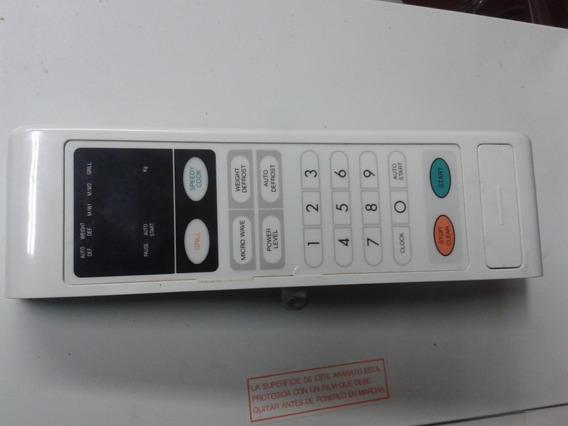 Placa Potência 110v, Completa C/ Membrana, Microondas/daewoo