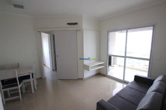 Apartamento Com 2 Dormitórios À Venda, 52 M² Por R$ 280.000/ Locação Por R$1.450,00 - Higienópolis - São José Do Rio Preto/sp - Ap5370