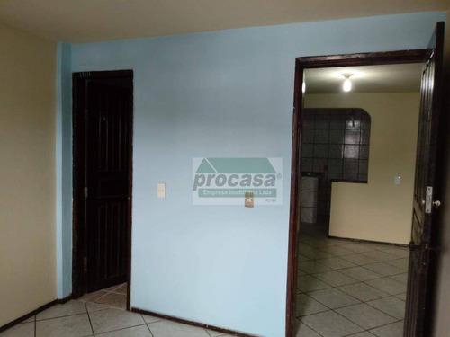 Imagem 1 de 6 de Prédio À Venda, 420 M² Por R$ 550,00 - Alvorada - Manaus/am - Pr0234