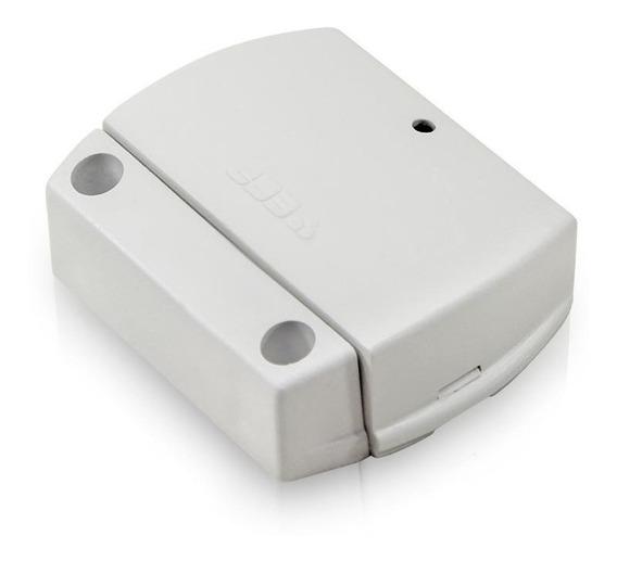 Sensor Magnético Intruder Ecp Sem Fio Para Porta E Janelas